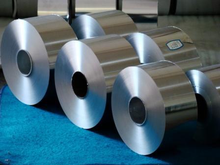 Bobinas aluminio